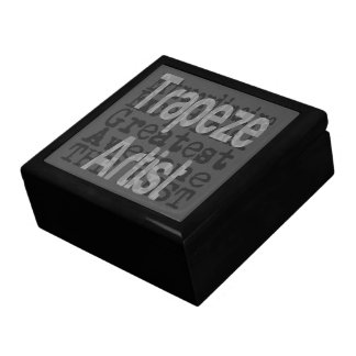 Trapeze Artist Extraordinaire Gift Box