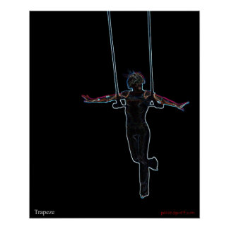 Trapeze Poster