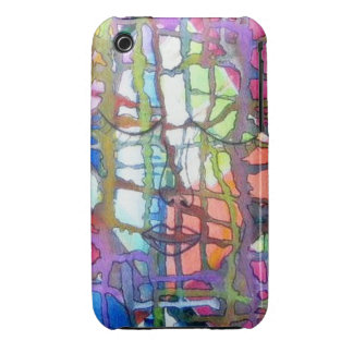 trapped iPhone 3 Case-Mate case