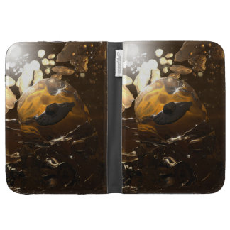 Trapped in Amber Kindle Folio Case