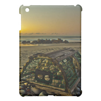 Trapped On The Beach iPad case