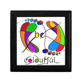 Trapsanella - be colourful gift box