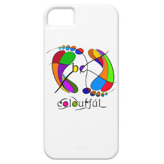 Trapsanella - be colourful iPhone 5 case