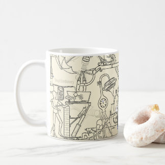 TraptionBakery Mug. Coffee Mug