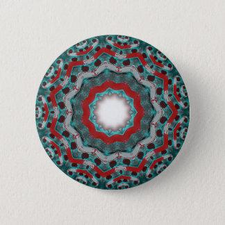 trash atom 2 inch round button