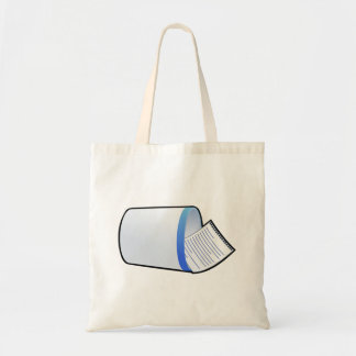 Trash Can Tote Bags