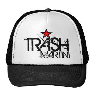 Trash Martini Trucker Hat