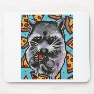 Trash Panda Finds Love Mouse Pad