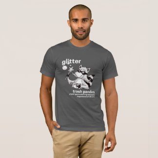 Trash Pandas RPG: Glitter, the Wild One T-Shirt