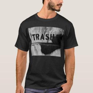 Trash Photo T-Shirt