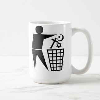 Trash Religion Coffee Mug