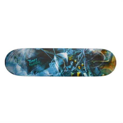 Trash T.V. lost '' the revenge'' hor Skateboard Decks
