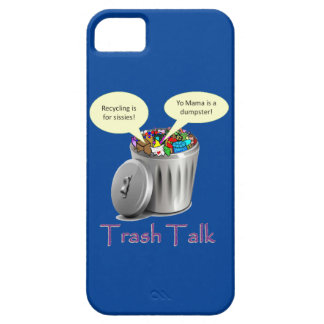 Trash Talk iPhone 5 Case