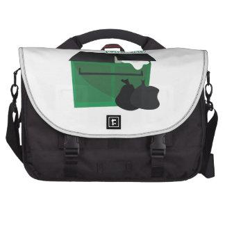 Trash To Treasure Commuter Bag