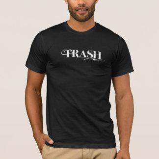 Trash - White Logo T-Shirt