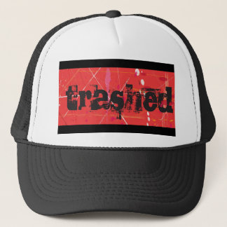 Trashed Trucker Hat