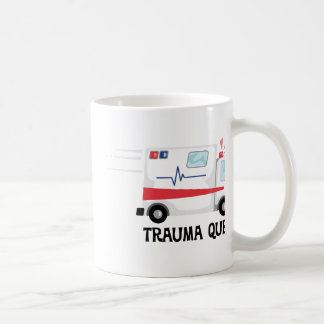 Trauma Queen Coffee Mug