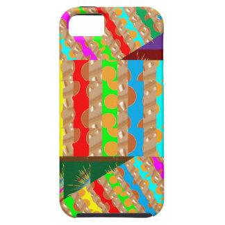 Travail coloré ARTISTIQUE de correction : Grandes Coques iPhone 5 Case-Mate