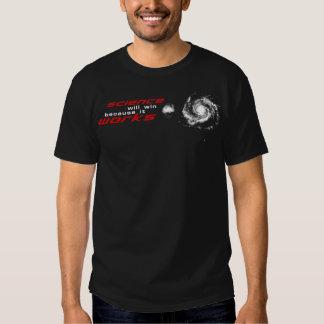 Travaux de la Science Tshirt