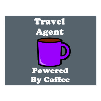 """Travel Agent"" Powered by Coffee Postcard"