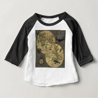 Travel around the world baby T-Shirt