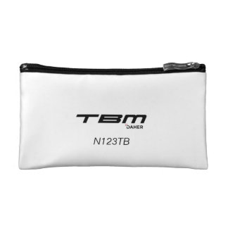 Travel Bag - Socata TBM Logo (Add Your Tail #)