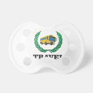 travel bus baby pacifiers