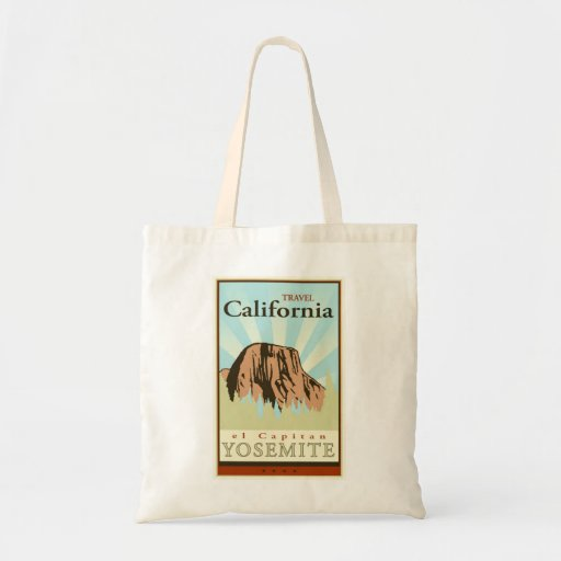 Travel California Bags