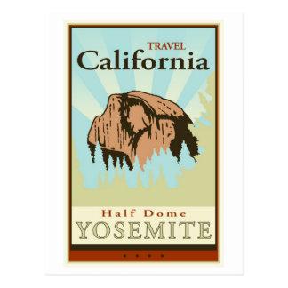 Travel California Postcard