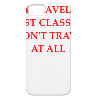 TRAVEL CASE FOR THE iPhone 5