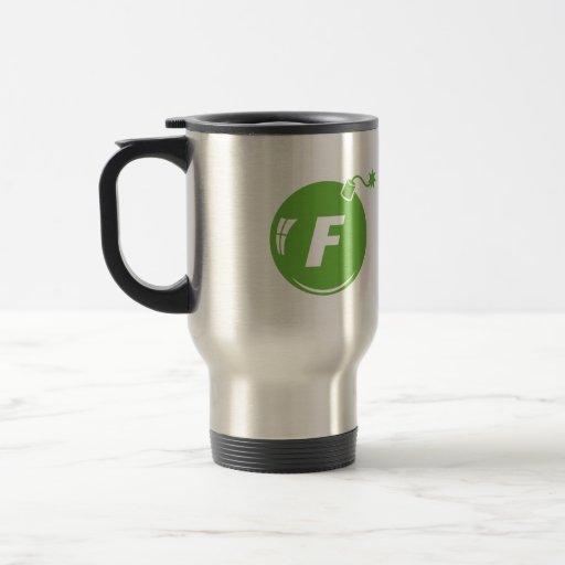 Travel F Bomb Mug