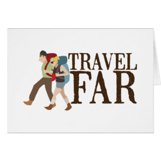 Travel Far Card