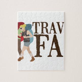 Travel Far Puzzle