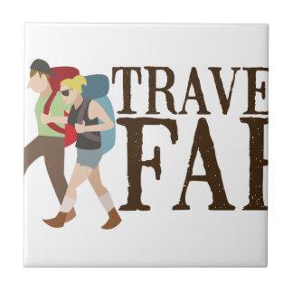 Travel Far Tiles