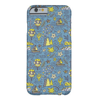 Travel Fun Barely There iPhone 6 Case