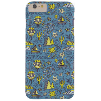 Travel Fun Barely There iPhone 6 Plus Case