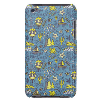 Travel Fun Barely There iPod Cases