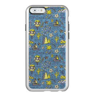 Travel Fun Incipio Feather® Shine iPhone 6 Case