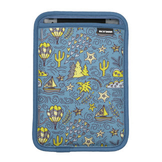 Travel Fun iPad Mini Sleeve