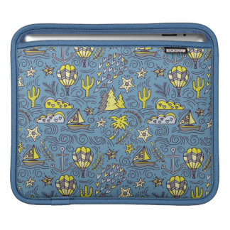 Travel Fun iPad Sleeve