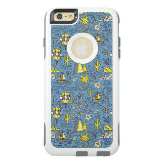 Travel Fun OtterBox iPhone 6/6s Plus Case