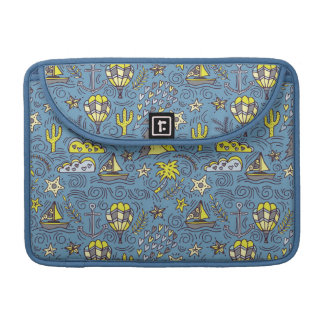 Travel Fun Sleeve For MacBook Pro