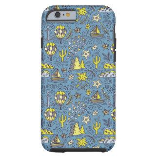 Travel Fun Tough iPhone 6 Case