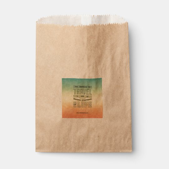 Travel gift greetting bag_2 favour bag