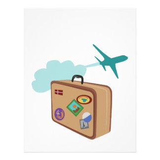 Travel Letterhead Template