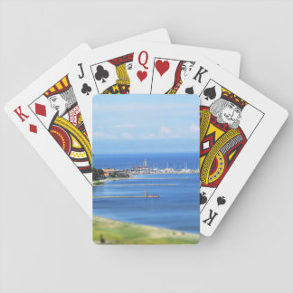 Travel Lithuania - Nida Playing Cards