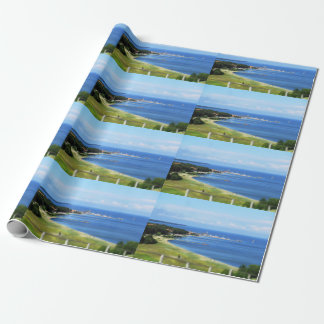 Travel Lithuania - Nida Wrapping Paper