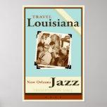 Travel Louisiana Posters