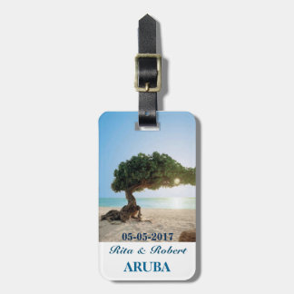 Travel Luggage Tag Collection/Divi Tree Aruba