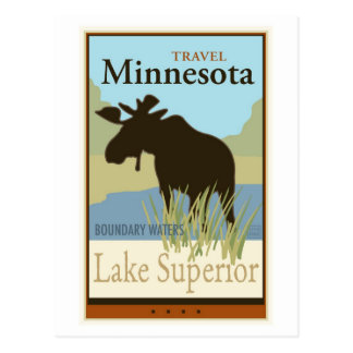 Travel Minnesota II Postcard